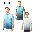 【オークリー】【2019年春夏モデル】メンズゴルフシャツ半袖ポロ434309OakleyInfinityLineGolfPolo【全国一律送料無料】