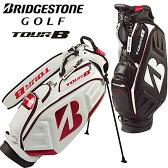 """【送料無料】【ネームプレート刻印無料】ブリヂストンゴルフ """"TOUR B""""スタンド式キャディバッグ CBG702 /BRIDGESTONE GOLF"""