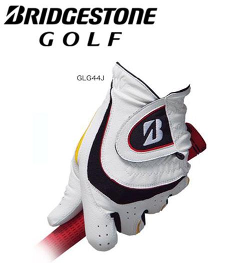ブリヂストンゴルフグローブGLG44JSOFTGRIPソフトグリップ(合成皮革×天然皮革)/BRIDGESTONEGOLF