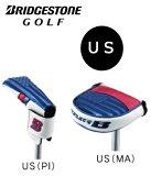 【送料無料】ブリヂストン ゴルフ パターカバー(マレット・ピン)  PCG870 メジャーモデル(US/全米オープン)/BRIDGESTONE GOLF