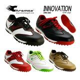 【送料無料】【在庫処分】CRM-3003 クロマックス イノベーション スパイクレス ゴルフシューズ /INNOVATION/CHROMAX