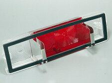 【社外バンパー用】スズキSUZUKIジムニーJimnyウィンカー部クリアー透明仕様テールランプユニット左右セットSJ30/SJ40/JA11/JA12/JA22/JB