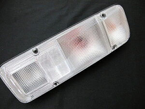 □□ホンダHONDAアクティACTYトラック(2009.12~)オールクリアー透明仕様テールレンズ左右セットc-cup絶版