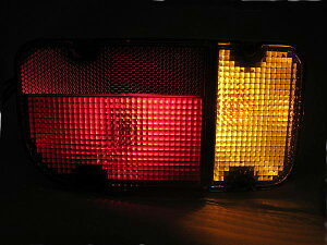 ◇◇スバルSUBARUサンバートラック専用クリスタルブルー仕様テールレンズ左右セット【05P25Oct12】
