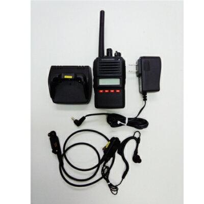 【レンタル無線機・トランシーバー】/業務用デジタル無線機VXD-10/レンタルセット内容