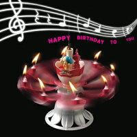 【ドリームキャンドルDXお誕生日用1個入】誕生日プレゼントハッピーバースデーパーティーサプライズ花火ロウソクキャンドル飾り飾り付け女性男性還暦お祝い1歳男の子女の子父母おじいちゃんおばあちゃんギフトケーキ女友達