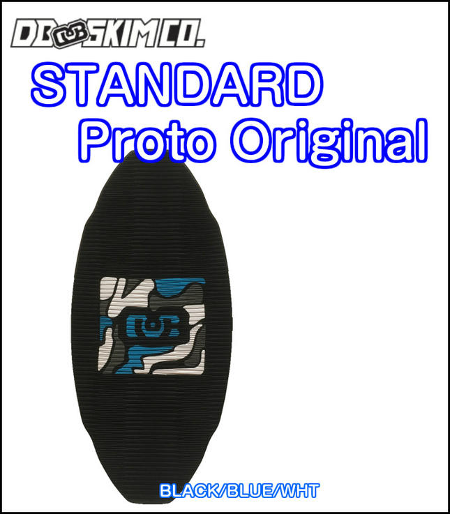 DB ディービー STANDARD Proto Original スタンダード プロト オリジナル BLK/BLUE/WHT FLATSKIM フラットスキム スキムボード 正規品:DREAMY