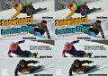 KAGAYAKINGスノーボードカービングスタイルスタンス&ポジションターンテクニックカービングテクニックフリーライディングカービングDVDスノー