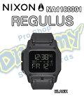 NIXONニクソンTHEREGULUSレグルスNA1180001-00BLACK防水耐衝撃デジタルウォッチ腕時計ウォッチ正規品