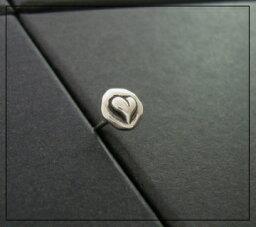 drive de-004 マイクロハートピアス メンズ silver925 シルバー925 シルバーアクセ