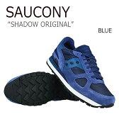 【送料無料】Saucony/Shadow Original/BLUE【サッカニー】【シャドウ】【S2108-595】