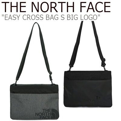 THE NORTH FACE EASY CROSS BAG S BIG LOGO