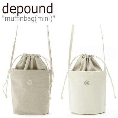 Depound(デパウンド)肩掛けバッグ