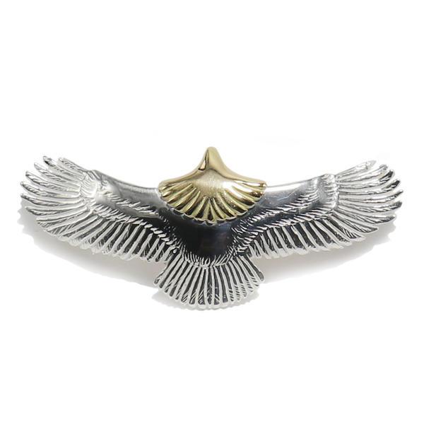 男女兼用アクセサリー, ネックレス・ペンダント  TADYKING goros tkh026k18-ss eagle K18 18k dress-r