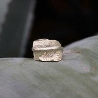 tady&kingタディアンドキングgoro'sゴローズ魂継承フェザーリングSVレギュラーサイズtkgr-002シルバー925リングメンズ指輪レディースリング指輪シルバーアクセサリーレジスト原宿dress−r