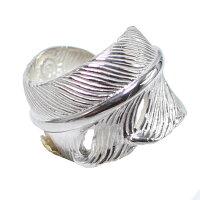 TADY&KINGタディ&キングgoro'sゴローズ魂継承フェザーリングGPメタルレギュラーサイズ指輪レディースネイティブアクセサリーtkgr-004