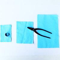 シルバー磨き布中tkmn-2TADY&KINGタディアンドキング直営店シルバーアクセサリーレジスト原宿dress-r