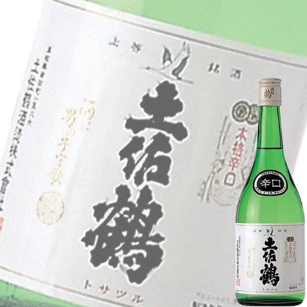 (単品) 土佐鶴酒造 本格辛口 720ml瓶 (清酒) (日本酒) (高知)