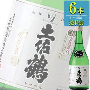 Tosa Tsuru Sake Brewery Dry 720ml bottle x 6 cases sold (Sake) (Sake) (Kochi)