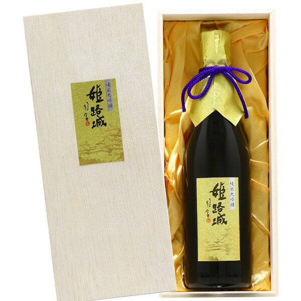 (単品) 名城酒造 純米大吟醸 姫路城 720ml瓶 (清酒) (日本酒) (兵庫)