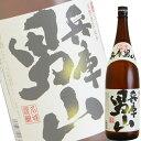 (単品) 名城酒造 兵庫 男山 1800ml瓶 (清酒) (日本酒) (兵庫)