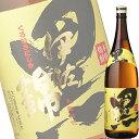 (単品) 大口酒造 黒伊佐錦 本格芋焼酎 25% 1800ml瓶 (鹿児島)
