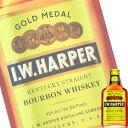 I.W.ハーパー ゴールドメダル 200ml瓶 (キリン) ...
