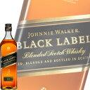 ジョニーウォーカー ブラックラベル 12年 1L瓶 (キリン...