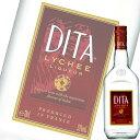 (単品) DITA (ディタ) ライチ 700ml瓶 (ペルノリカール) (フルーツリキュール) (トロピカル系)