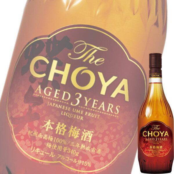 日本酒・焼酎, 梅酒 () The CHOYA 3 (AGED 3 YEARS) 720ml () ()