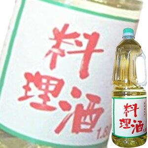 (単品) サンフーズ 味わい料理酒 1.8Lペット (料理酒)