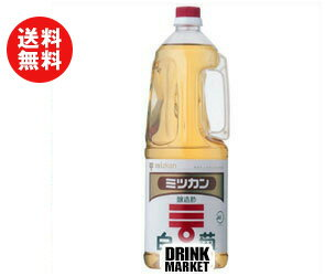 【送料無料】ミツカン 白菊 1.8Lペットボトル×6本入 ※北海道・沖縄・離島は別途送料が必要。
