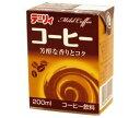 送料無料 南日本酪農協同(株) デーリィ コーヒー 200ml紙パック×24本入 北海道・沖縄・離島は別途送料が必要。