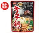 送料無料 イチビキ ストレート キムチ鍋つゆ 750g×10袋入 ※北海道・沖縄・離島は別途送料が必要。