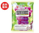【送料無料】マンナンライフ 蒟蒻畑 ぶどう味 25g×12個×12袋入 ※北海道・沖縄・離島は別途送料が必要。