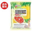 【送料無料】マンナンライフ 蒟蒻畑 ピンクグレープフルーツ味 25g×12個×12袋入 ※北海道・沖縄・離島は別途送料が必要。