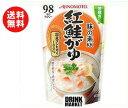 【送料無料】味の素 味の素KKおかゆ 紅鮭がゆ 250gパウチ×27袋入 ※北海道・沖縄・離島は別途送料が必要。