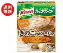 【送料無料】味の素 クノール カップスープ ミルク仕立てのきのこのポタージュ (13.6g×3袋)×10箱入 ※北海道・沖縄・離島は別途送料が必要。