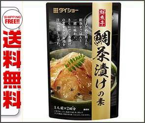 【送料無料】【2ケースセット】ダイショー 鮮魚亭 鯛茶漬けの素 55.2g×40袋入×(2ケース) ※北海道・沖縄・離島は別途送料が必要。