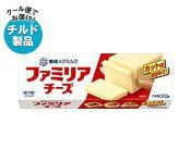 【チルド(冷蔵)商品】雪印メグミルクファミリアチーズ350g×12個入