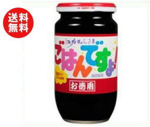 【送料無料】桃屋 ごはんですよ!お徳用 390g瓶×6個入 ※北海道・沖縄・離島は別途送料が必要。