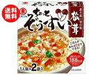 【送料無料】ヒガシマル醤油 ちょっとぞうすい 松茸 (8g×2袋)×10箱入 ※北海道・沖縄・離島は別途送料が必要。