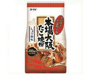 日本製粉『ニップン 本場大阪たこ焼粉 しょうゆ味』