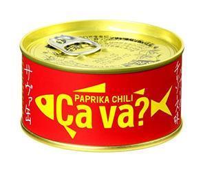 送料無料 【2ケースセット】岩手缶詰 国産サバのパプリカチリソース 170g×12個入×(2ケース) 北海道・沖縄・離島は別途送料が必要。