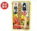 【送料無料】マルキン 大阪うどんすき鍋つゆ 750gパウチ×12袋入 ...