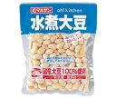送料無料 マルサンアイ 国産水煮大豆 150g×20袋入 ※北海道・沖縄・離島は別途送料が必要。