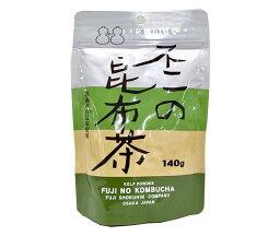 送料無料 不二食品 不二の昆布茶 140g×10袋入 北海道・沖縄・離島は別途送料が必要。
