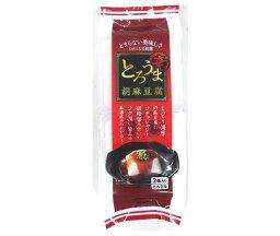 送料無料 大覚総本舗 とろうま辛胡麻豆腐 (ごま豆腐100g×2・液体調味料15g×2)×16個入 北海道・沖縄・離島は別途送料が必要。