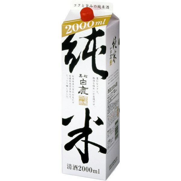 日本酒, 純米酒  2L 16