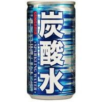 【送料無料】サンガリア 炭酸水 185g 1ケース30本×2ケース